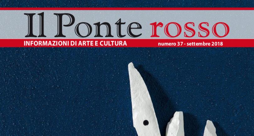 """intervista a Enzo Valentinuz sulla rivista """"il Ponte Rosso"""" di Trieste"""